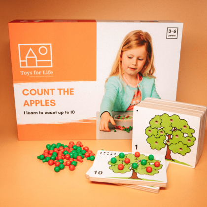 Count the apples   Toys for Life