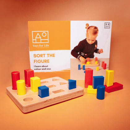 Sort the figure | Toys for Life