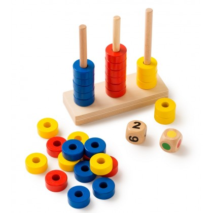 Stack the rings   Toys for Life