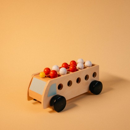Mathematic bus | Toys for Life