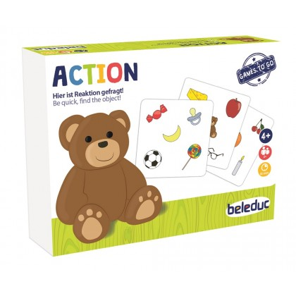 Action-reaction | Beleduc
