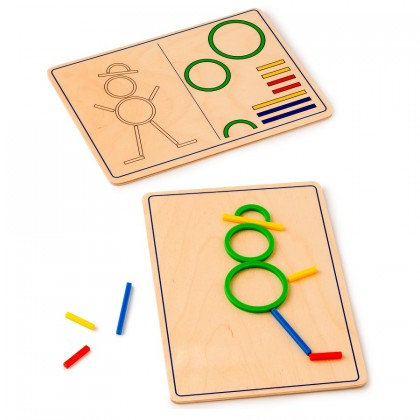 Rings and sticks | Toys for life