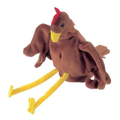 Chicken hand puppet | Beleduc