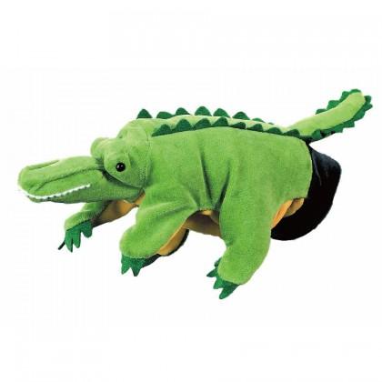 Crocodile hand puppet | Beleduc